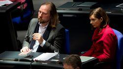 Grünen-Politiker Hofreiter rechnet im Bundestag mit CDU-Mann Spahn ab