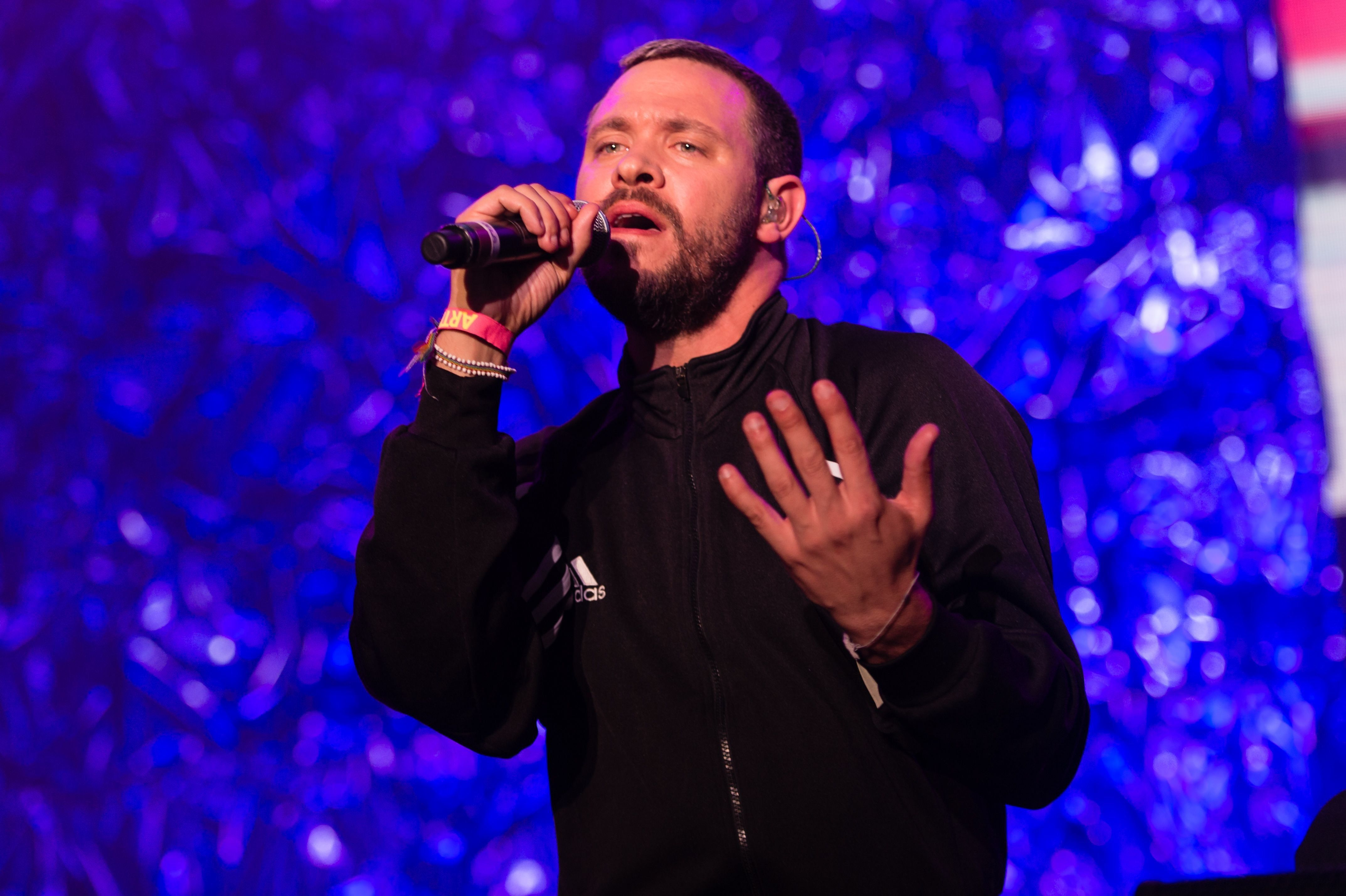 Will Young Reveals Label Forced Him To Re-Record Track As He Sounded 'Too
