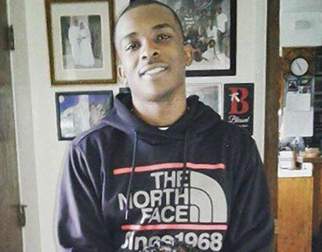 Stephon Clark, a 22-year-old father of two, was shot at 20 times in his own