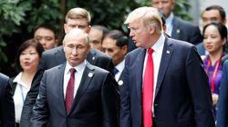 Πούτιν και Τραμπ ανάθεσαν στους υπουργούς Εξωτερικών των χωρών τους την προετοιμασία για την συνάντηση