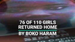Girls Returned Home By Boko