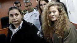 Ισραήλ: Η 17χρονη Άχεντ Ταμίμι που δικάζεται από στρατοδικείο δέχτηκε να δηλώσει ένοχη με αντάλλαγμα τη μείωση της ποινής