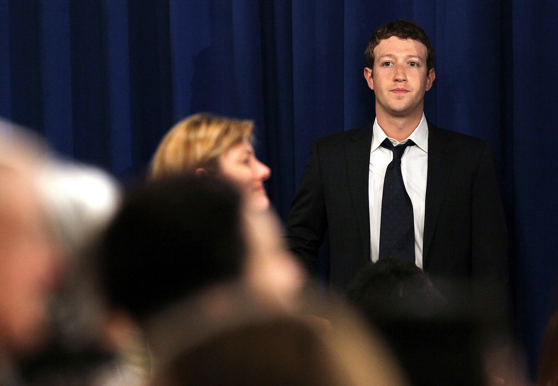 Mark Zuckerberg Admits Facebook Made 'Mistakes' In Data
