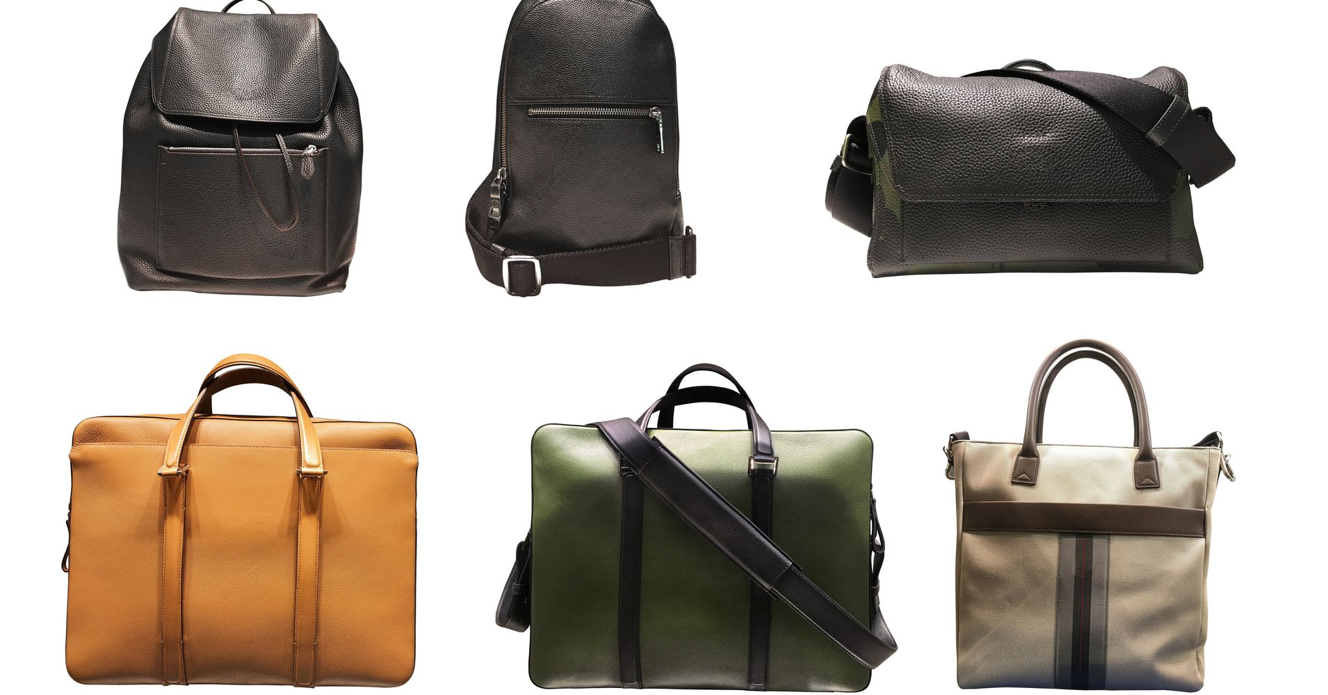11 Of The Best Men s Bags For Work  19bf12c7c6d56