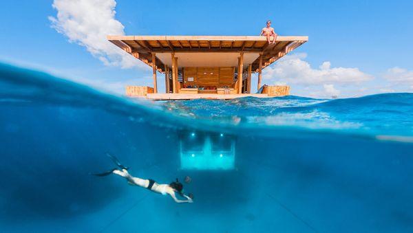 "<a href=""http://www.themantaresort.com/"" target=""_hplink"">The Manta Resort</a>is on Pemba Island, part of the Zanzibar"