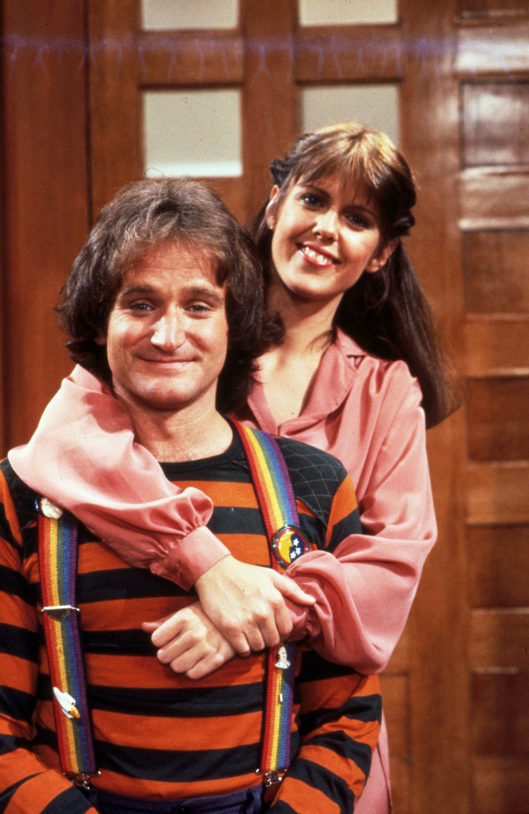 Robin Williams' Co-Star Pam Dawber Insists She 'Never Took Offence' Over On-Set