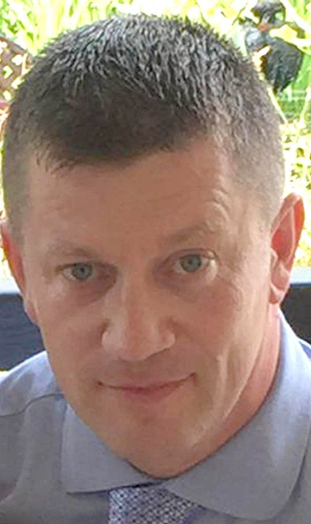 Pc Keith Palmer was stabbed to death while trying to stop terrorist Khalid Masood from entering the Palace...