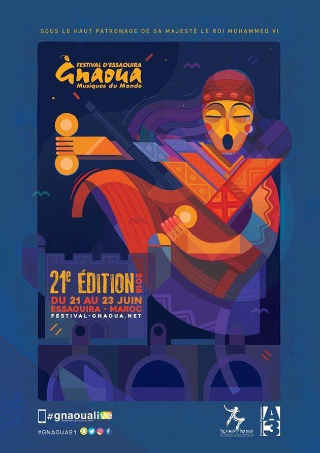 Le festival Gnaoua d'Essaouira révèle un premier nom pour sa 21e