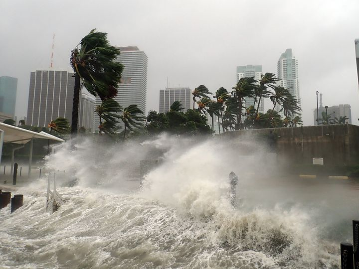 Hurricanes have struck Miami before. They will likely do so again.