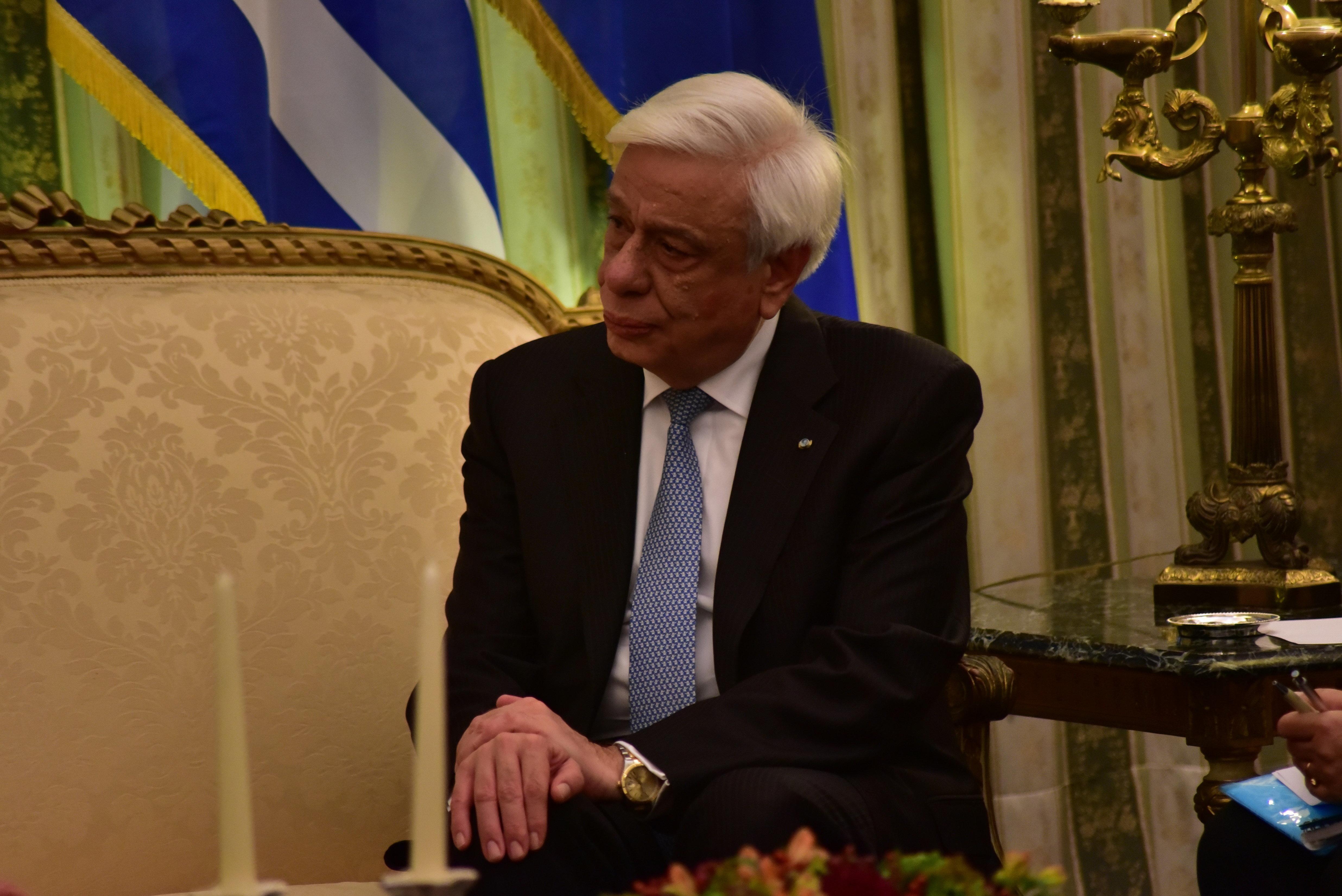 Παυλόπουλος: Η συνθήκη της Λωζάνης δεν αναθεωρείται και δεν