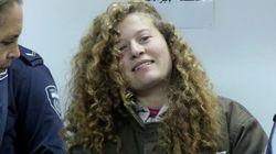Ahed Tamimi plaide coupable et écope de 8 mois de prison