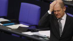 Der Vize-Merkel: Scholz offenbarte in seiner Regierungserklärung seine größte Schwäche