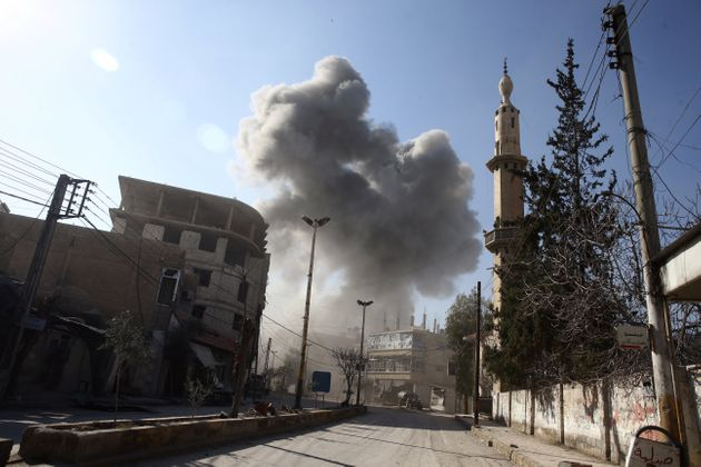 The Attitude Of Some Peace Campaigners Towards Syrian Rebels Is