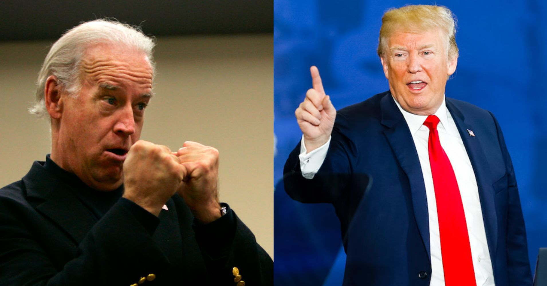 The Irony Of Joe Biden Trying To Protect Women By Threatening Donald Trump