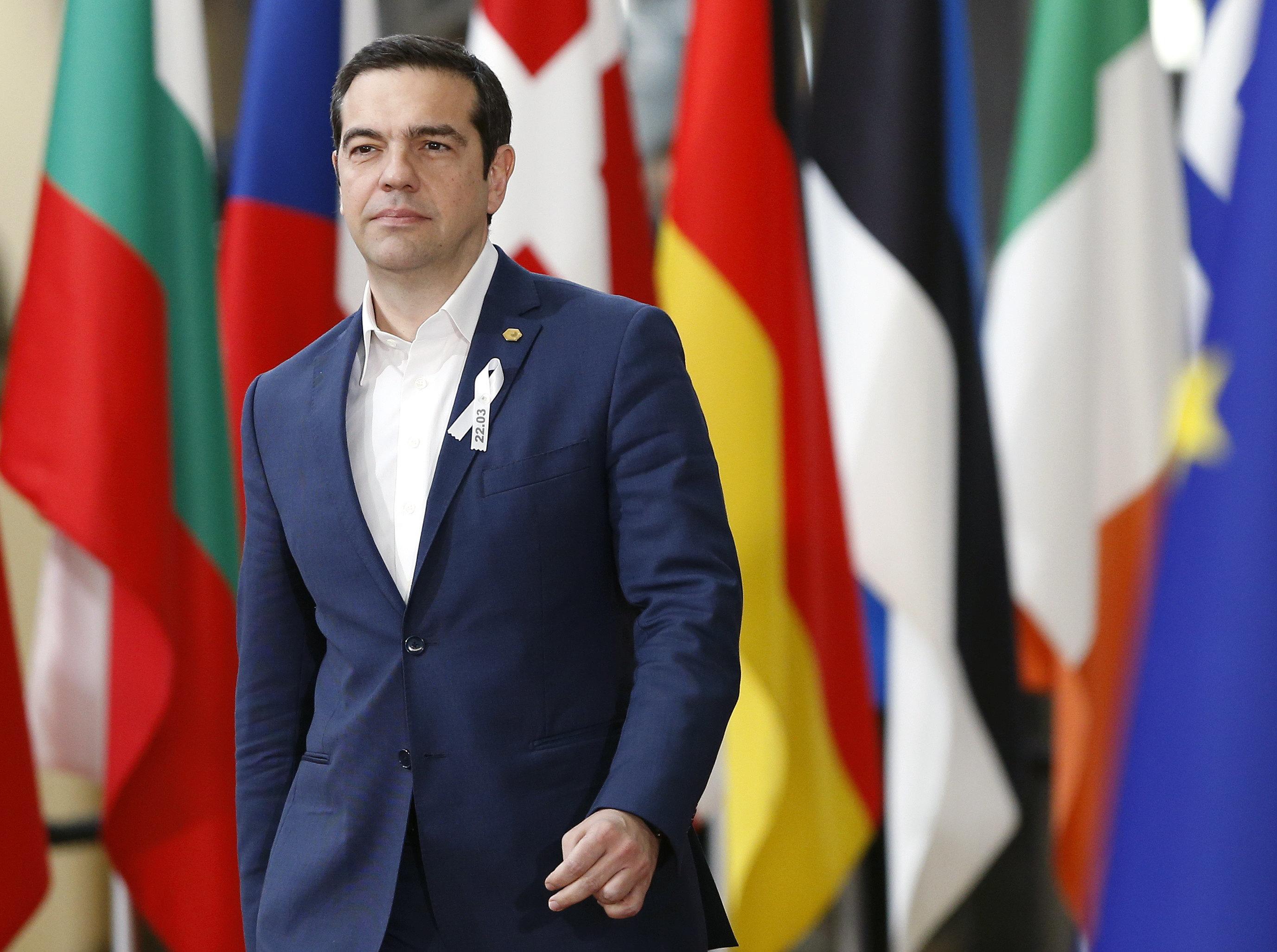 Τσίπρας στη Σύνοδο Κορυφής: Το Ευρωπαϊκό Συμβούλιο πρέπει να διατηρήσει ανοιχτές τις πόρτες του διαλόγου με την