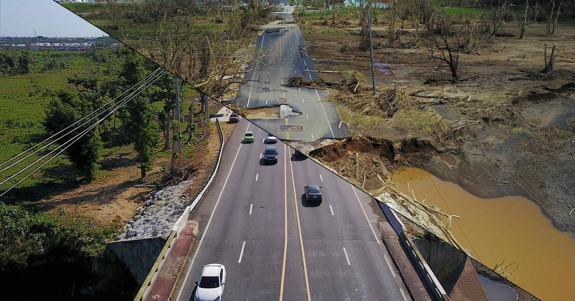 13 Stunning Gifs Show Puerto Rico S Road To Recovery