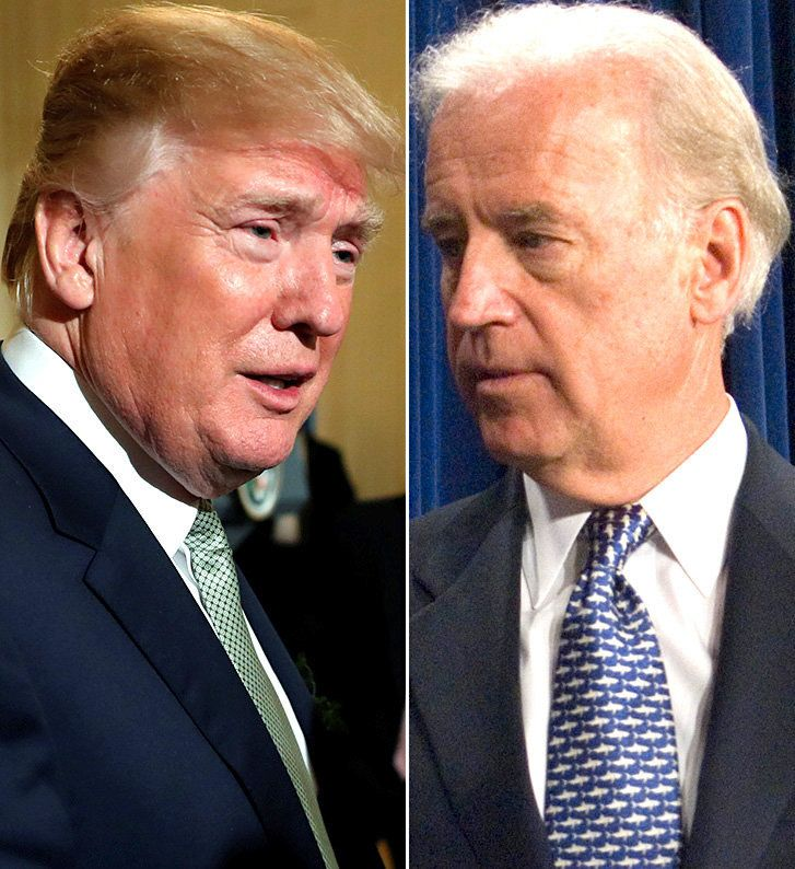 Donald Trump-Joe Biden Feud Sparks Savage Meme Ridiculing The