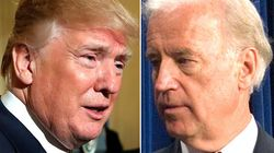 Donald Trump-Joe Biden Feud Sparks Savage Meme Ridiculing The