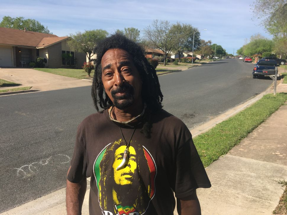 Clifton Bailey, a neighbor of 17-year-old Draylen Mason, who was killed by a bomb.