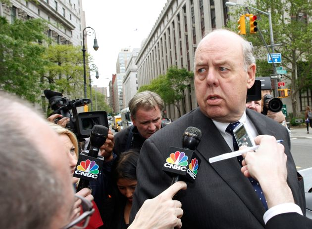 John Dowd pictured in