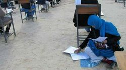 Cette étudiante afghane a réussi son concours d'entrée à l'université tout en s'occupant de son