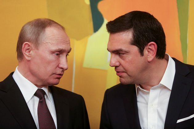 Αποτέλεσμα εικόνας για Το δεύτερο εξάμηνο του 2018 θα επισκεφθεί τη Μόσχα ο Αλέξης Τσίπρα