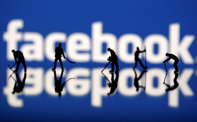Facebook was one of the top 10 U.S. corporations in terms of market capitalization prior to...