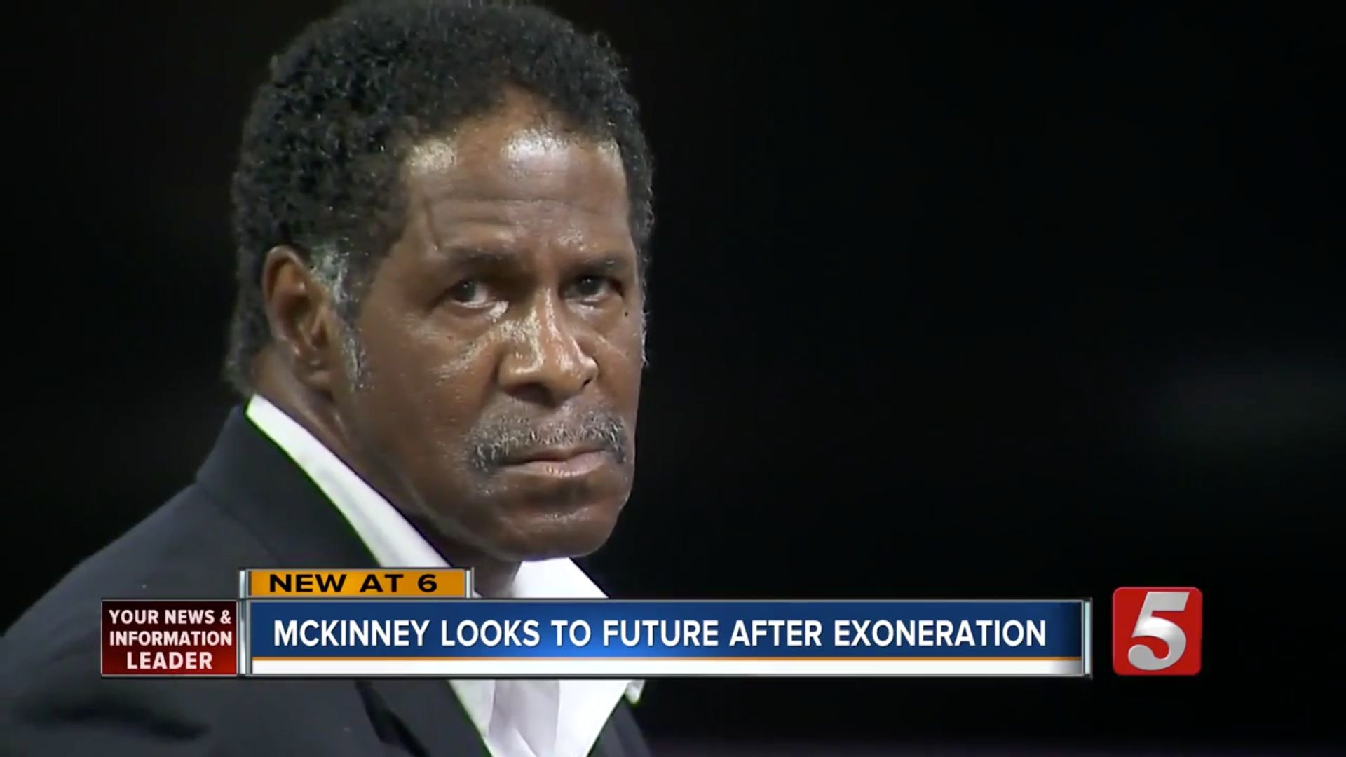 Lawrence McKinney, 61, was awarded $1 million on Wednesday for a 1978 conviction that was overturned in 2009.