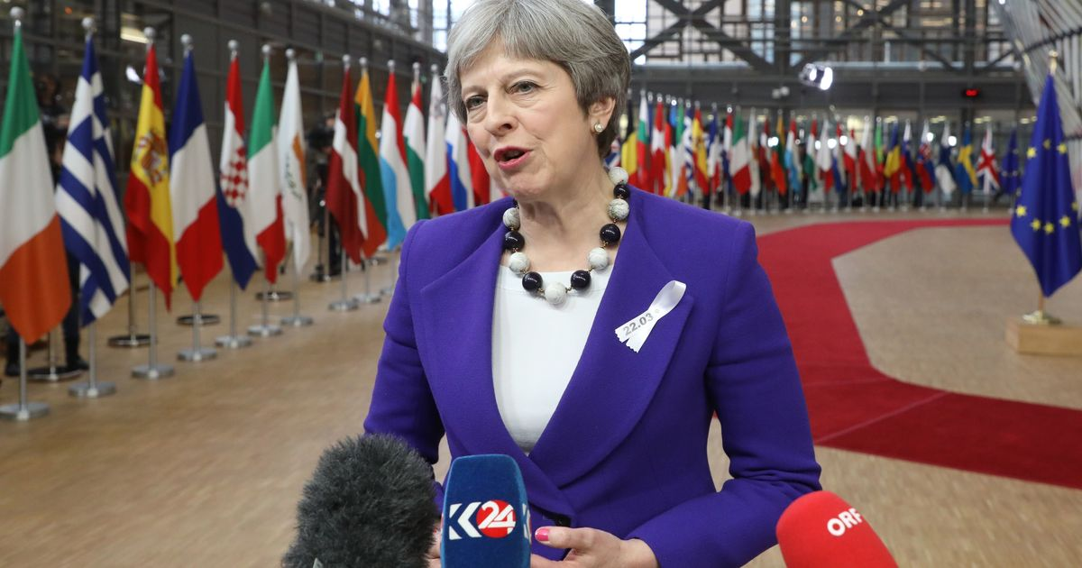 EU Leaders Blame Russia For Salisbury Nerve Agent Attack: 'There's No Other Plausible Explanation'