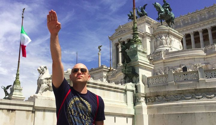 "The Daily Stormer publisher Andrew Anglin attempted to establish himself as a ""stateless"" person to avoid a federal lawsuit f"