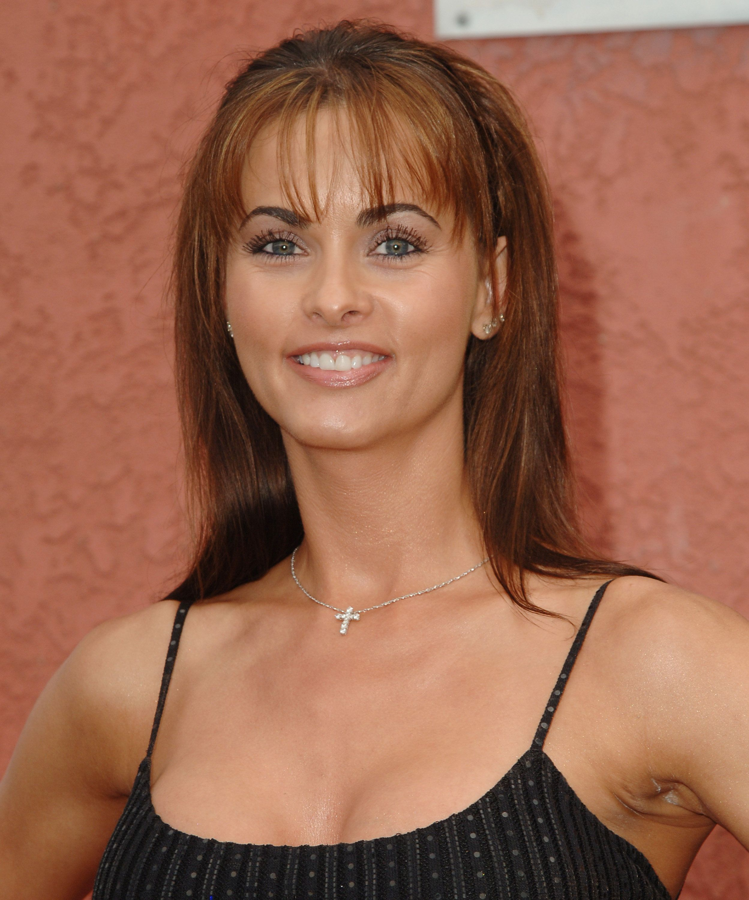 Karen McDougal during Movieline's Hollywood Life 7th Annual Young Hollywood Awards - Arrivals at Music Box at The Fonda in Hollywood, California, United States. (Photo by Jon Kopaloff/FilmMagic)