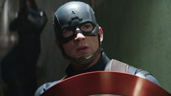 크리스 에반스가 '캡틴 아메리카'와