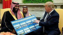 Etats-Unis: contrats d'armements d'un milliard de dollars à