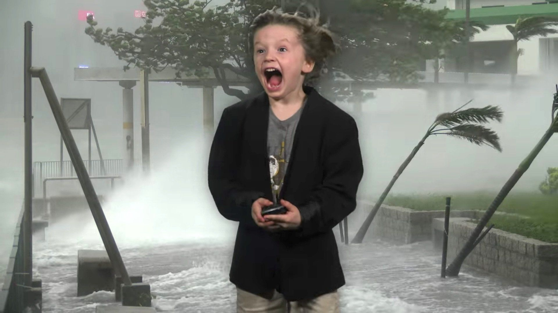 Kid Weather Forecast