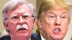 Trump's Midnight Twitter Rant Against Bolton Backfires