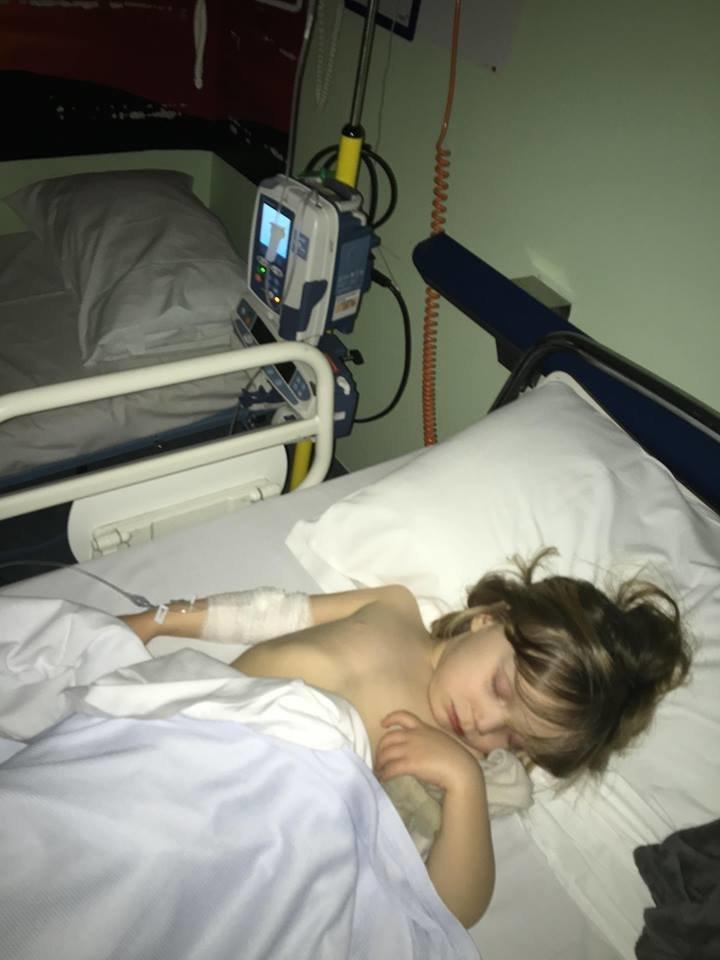 """""""Mein Sohn wäre fast gestorben, weil ich die Anzeichen dieser gefährlichen Krankheit nicht kannte"""""""