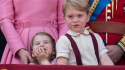 Duchess Of Cambridge Says Prince George And Princess Charlotte Love Getting 'Messy' Making