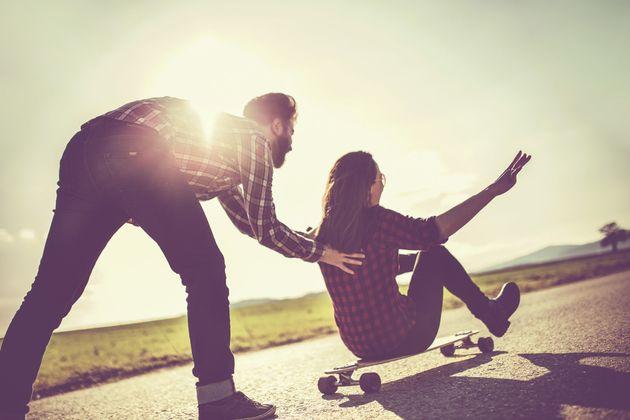 """""""Paare, die das Haus verlassen und gemeinsam die Welt erkunden, bewahren sich ihre Entdeckungslust."""