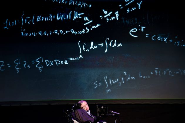 Stephen Hawking, The Big Bang And The Birth Of