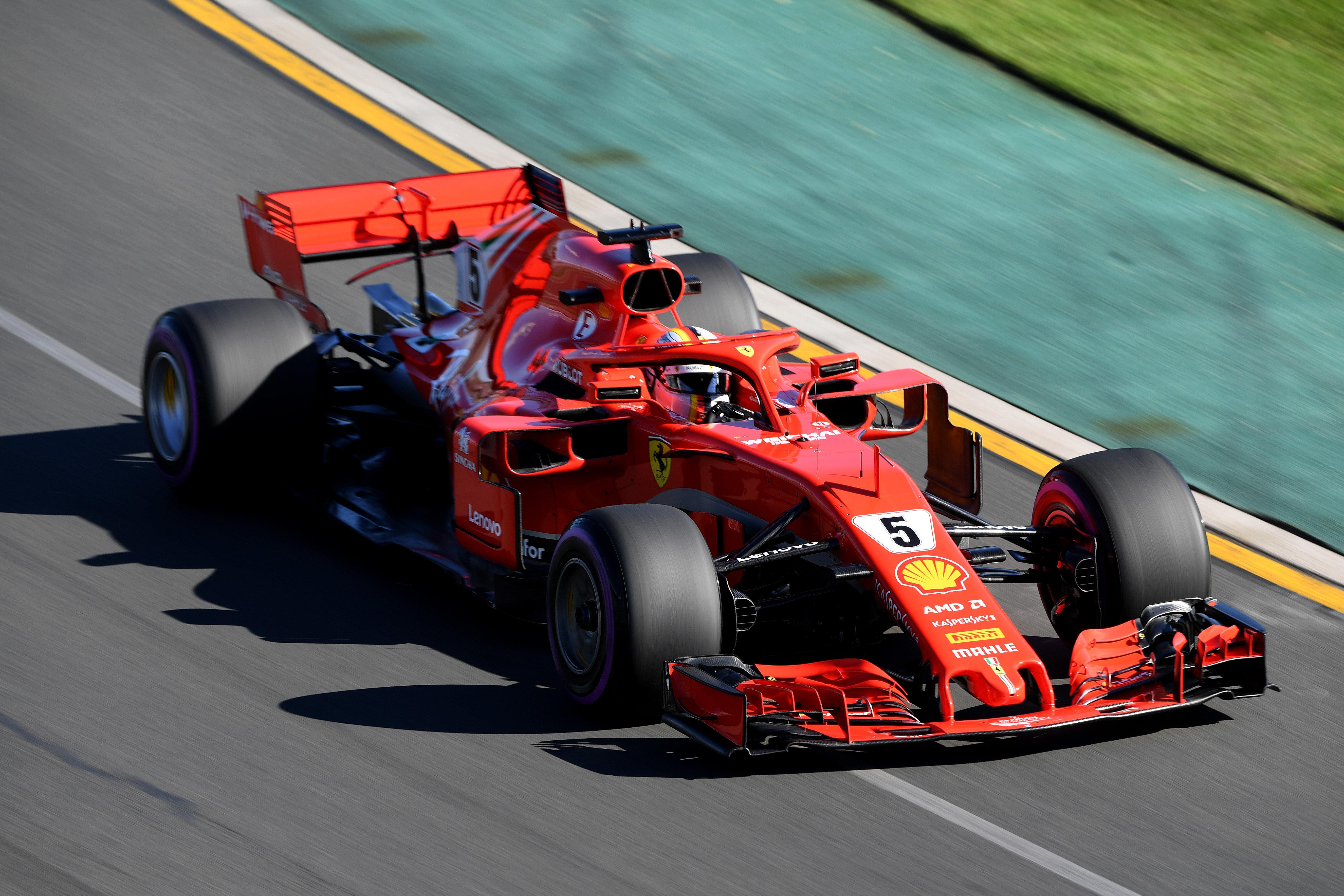 Formel 1 im Live-Stream: den Großen Preis von Australien online sehen, so