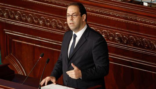 Face aux députés, Youssef Chahed lance le temps des
