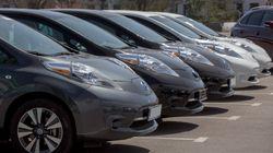 Nissan veut commercialiser un million de voitures électriques par an