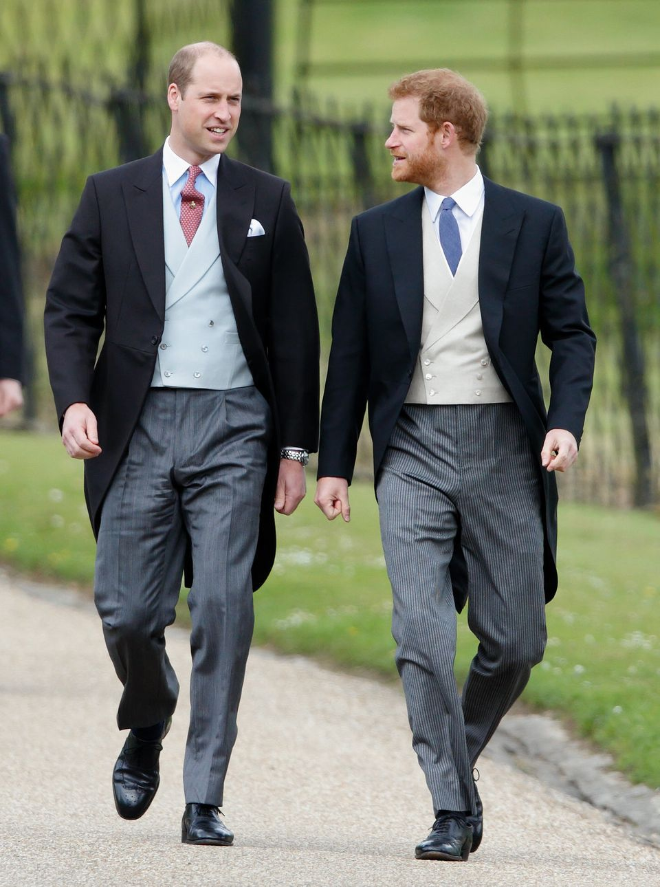 Unravelling what prince harry and meghan markle 39 s royal for Royal wedding dress code