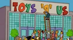 'The Simpsons' Predicted The Downfall Of Toys 'R'
