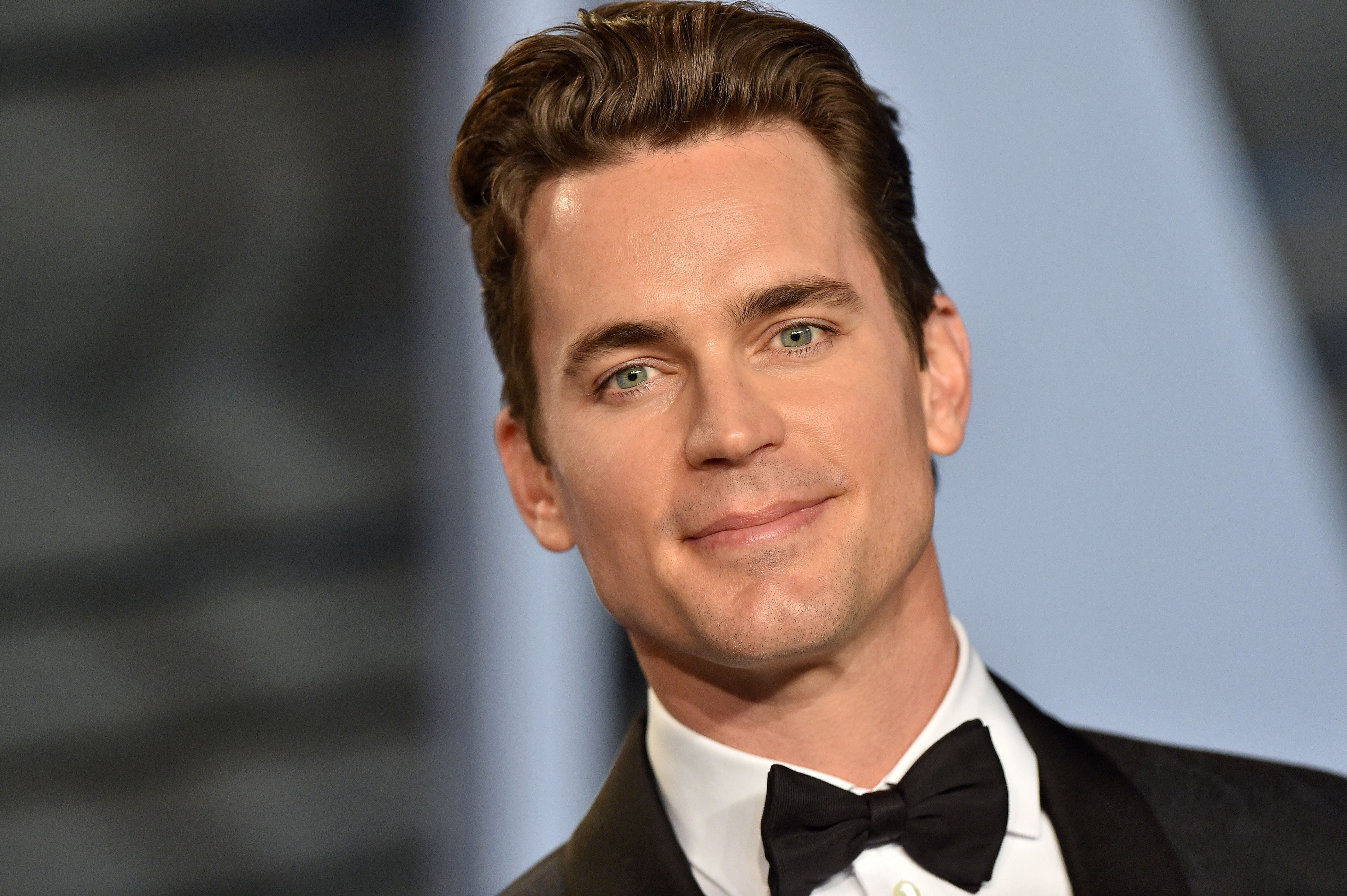 BEVERLY HILLS, CA - MARCH 04:  Actor Matt Bomer attends the 2018 Vanity Fair Oscar Party hosted by Radhika Jones at Wallis Annenberg Center for the Performing Arts on March 4, 2018 in Beverly Hills, California.  (Photo by Axelle/Bauer-Griffin/FilmMagic)
