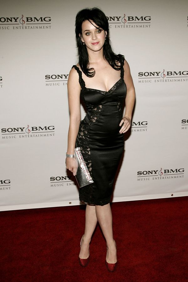 At theSony BMG Grammy party at The Hollywood Roosevelt Hotel on Feb. 8, 2006, in Hollywood, California