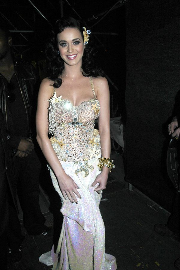 At the official opening ceremony of Life Ball 2009 on May 16, 2009, in Vienna, Austria