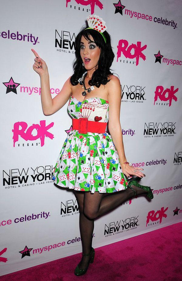 At Rok Las Vegas to perform inside the New York-New York casino on Aug. 30, 2008