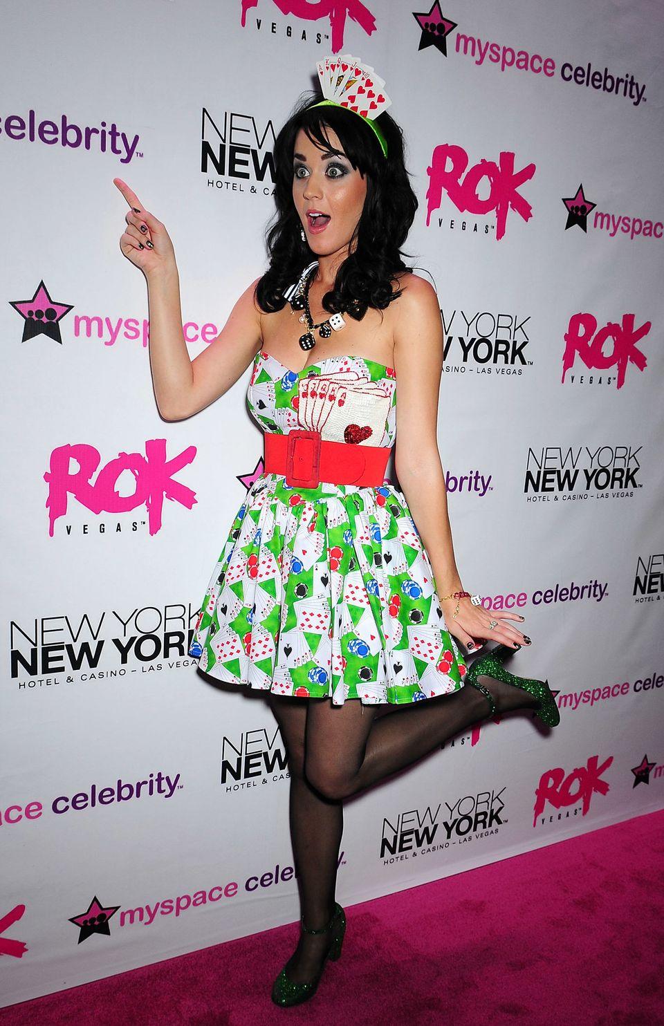 Katy Perry's Colorful Style Evolution In 52 Photos | HuffPost Life
