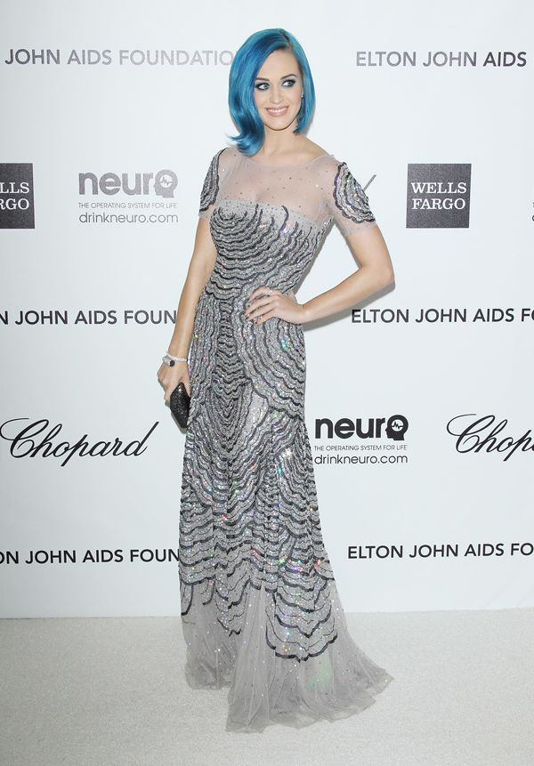 At the 20th Annual Elton John AIDS Foundation Academy Awards viewing party on Feb. 26, 2012 in West Hollywood, California. Pe